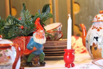 Julemarked på Amagermuseet