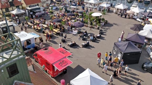 Øresundsmarkedet i weekenden 2/7-4/7 2021